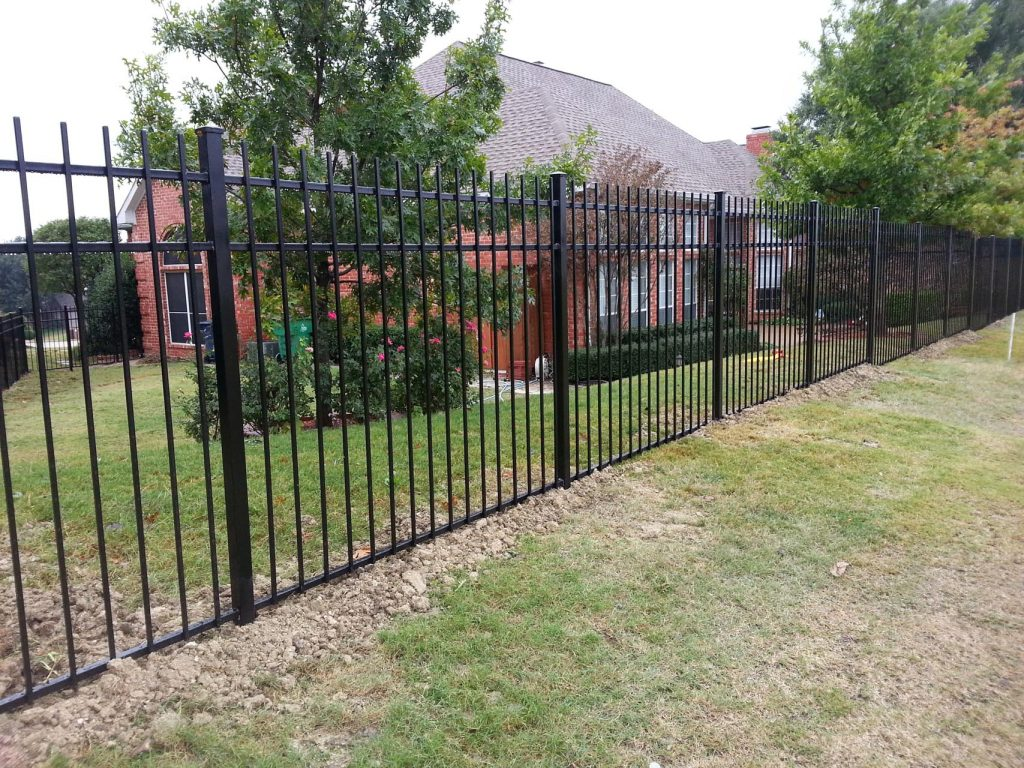 Fence Styles 6